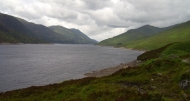 VoVes, Summer 2007: Loch Mullardoch expedition, walk across Scottish Landscape